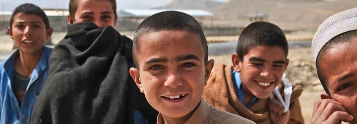 Beste reistijd Afghanistan