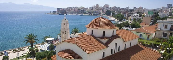 Beste reistijd Albanië
