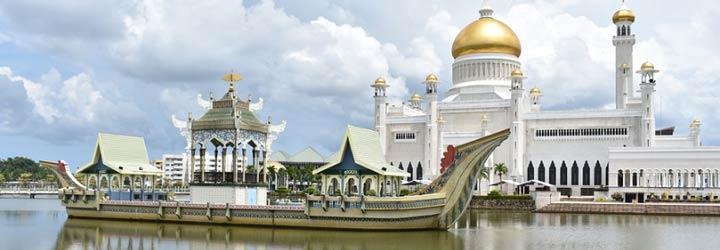 Beste reistijd Brunei