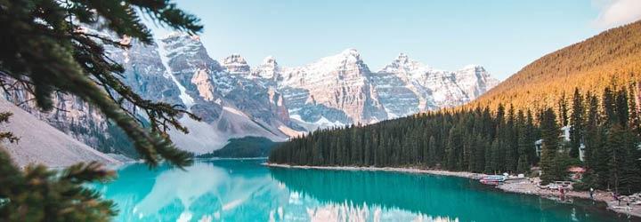 Beste reistijd Canada