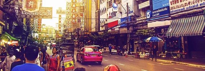 Aanslagen Bangkok geen negatief reisadvies Thailand