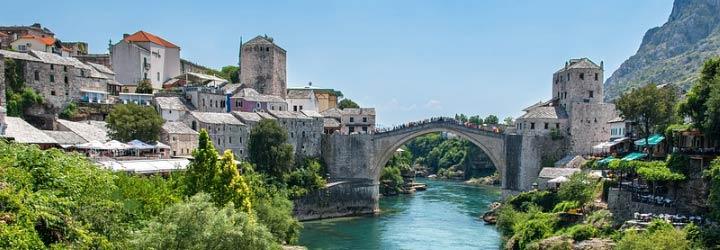 Beste reistijd Bosnië en Herzegovina