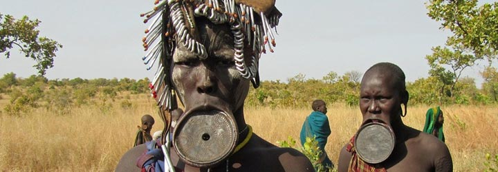 Beste reistijd Ethiopië