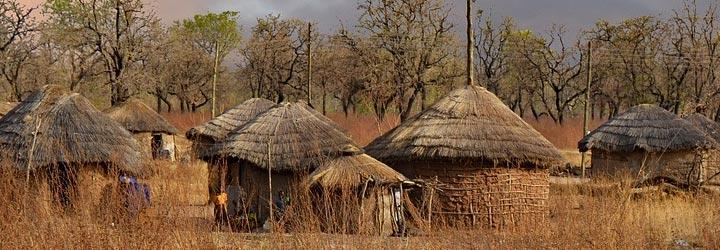 Beste reistijd Ghana