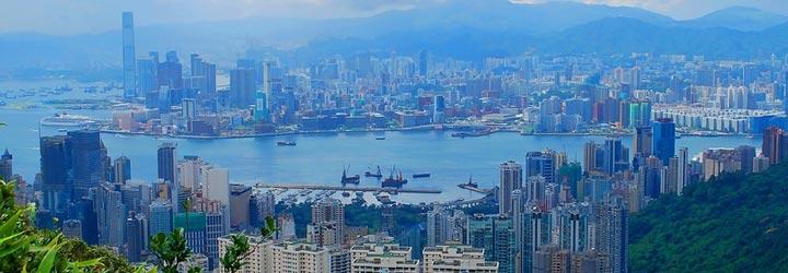 Beste reistijd Hong Kong