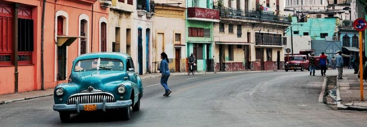 Cuba auto klassieker