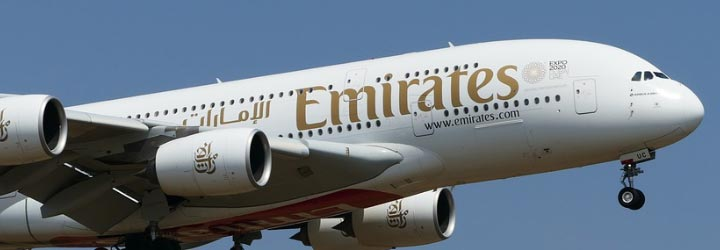 Emirates Airlines langste vlucht ter wereld