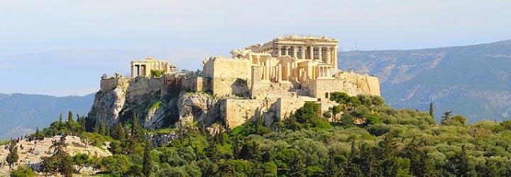 Akropolis Griekenland prijsverhoging