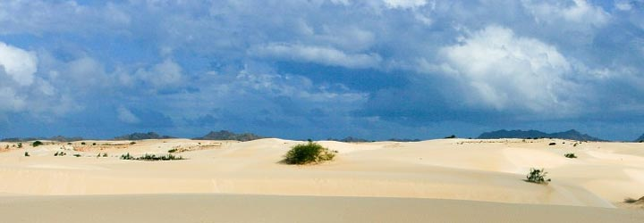 Beste reistijd Kaapverdië