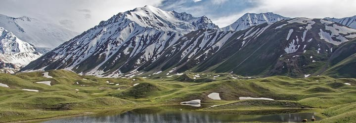 Beste reistijd Kirgizië