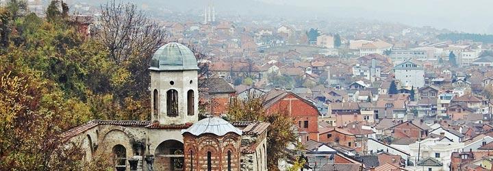 Beste reistijd Kosovo