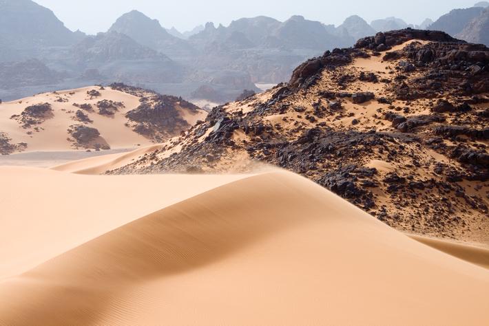Beste reistijd Libie