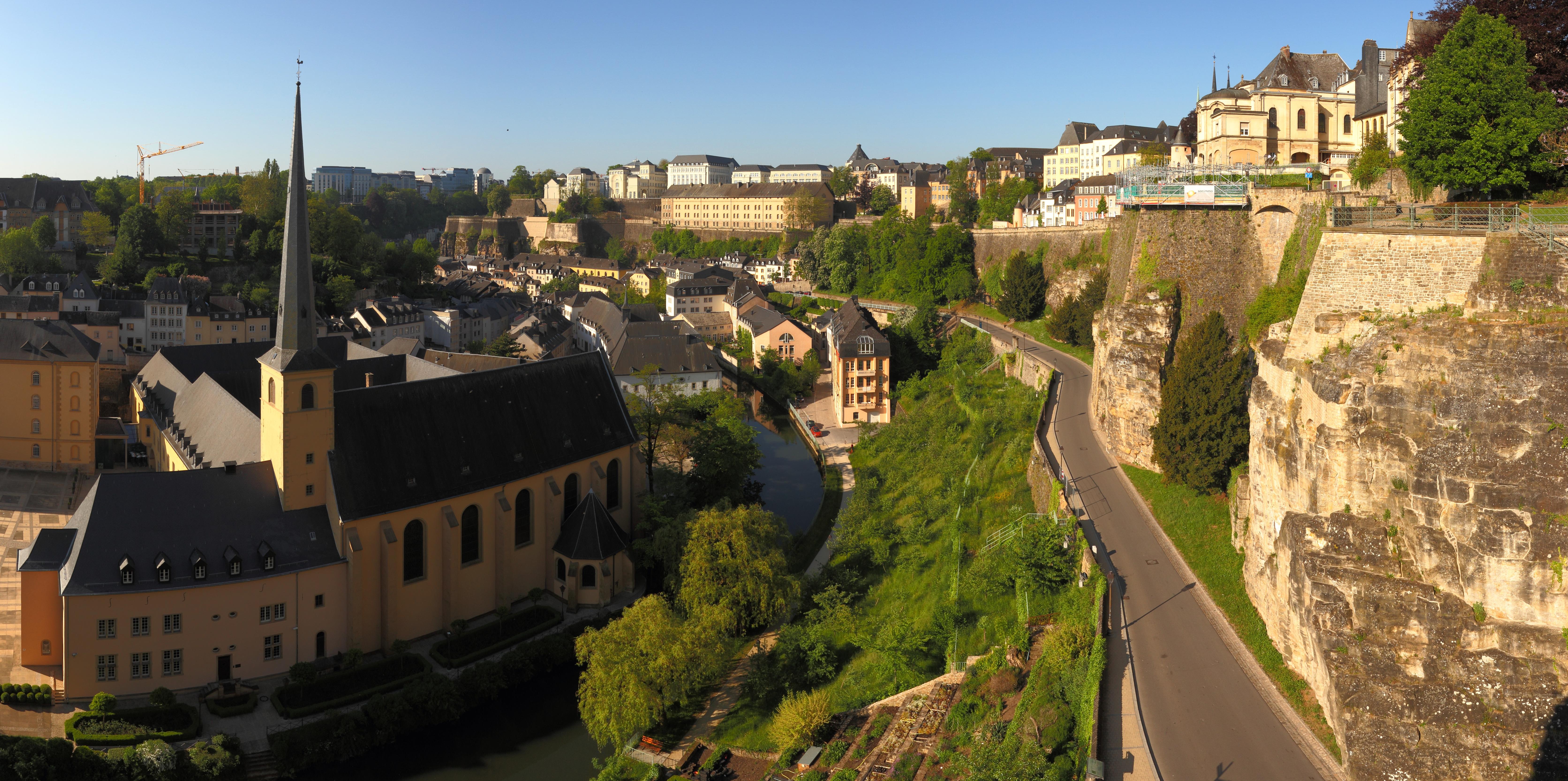 Beste reistijd Luxemburg