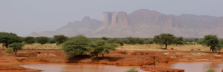 Beste reistijd Mali