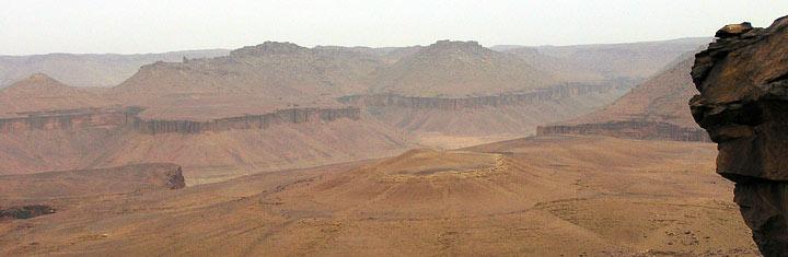 Beste reistijd Mauretanië