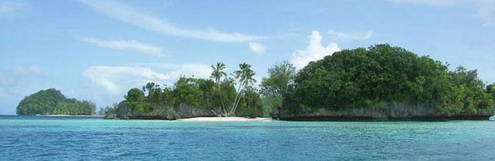Beste reistijd Micronesië