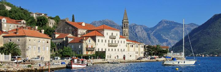 Beste reistijd Montenegro