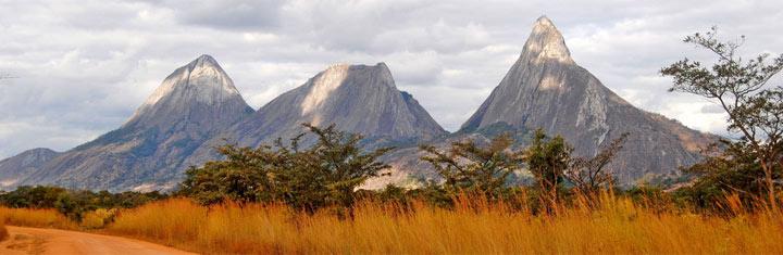 Beste reistijd Mozambique