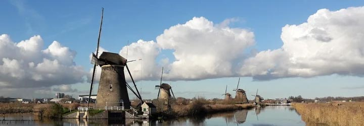 Beste reistijd Nederland