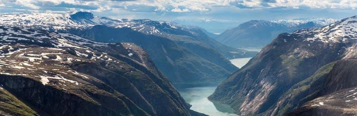 Beste reistijd Noorwegen