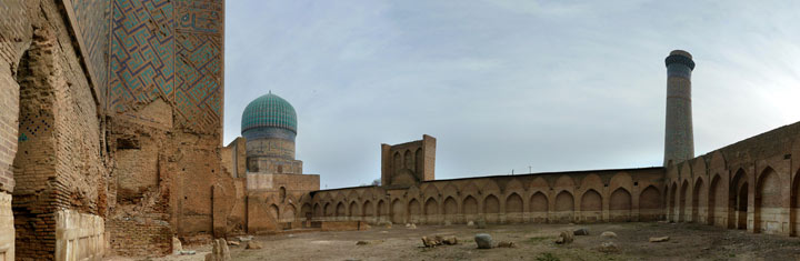 Beste reistijd Oezbekistan
