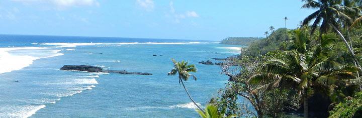 Beste reistijd Samoa