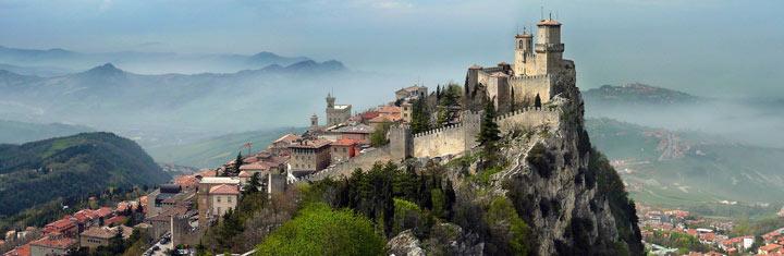 Beste reistijd San Marino