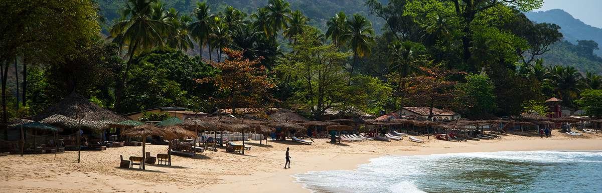 Beste reistijd Sierra Leone