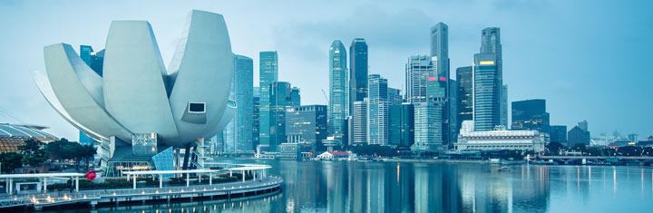 Beste reistijd Singapore