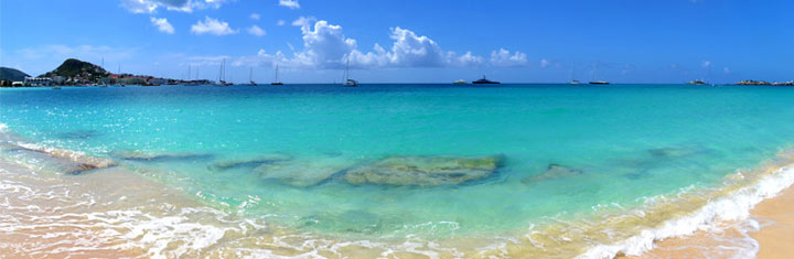 Beste reistijd Sint Maarten