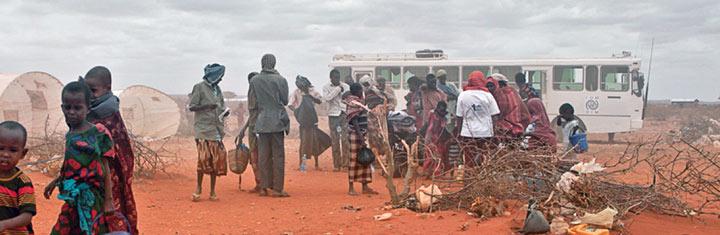 Beste reistijd Somalië