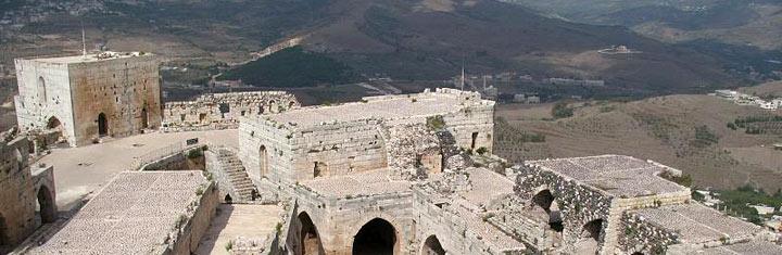 Beste reistijd Syrië