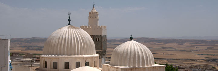 Beste reistijd Tunesië
