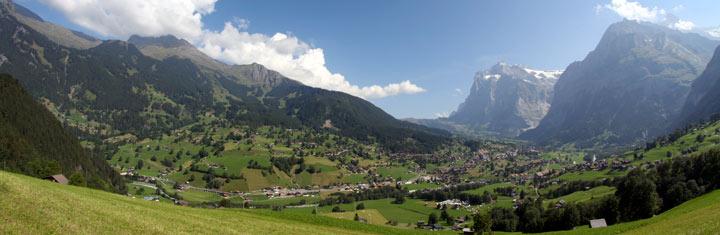 Beste reistijd Zwitserland