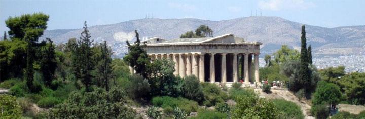 Beste reistijd Athene