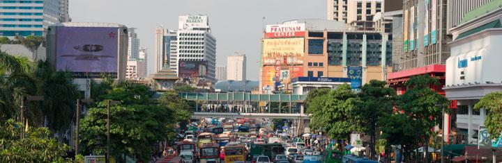 Beste reistijd Bangkok