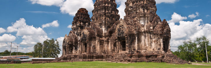 Beste reistijd Centraal-Thailand