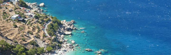 Beste reistijd Karpathos