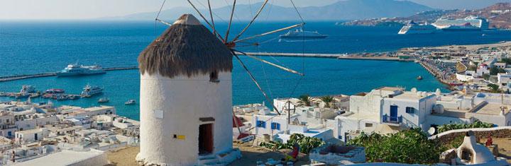 Beste reistijd Mykonos