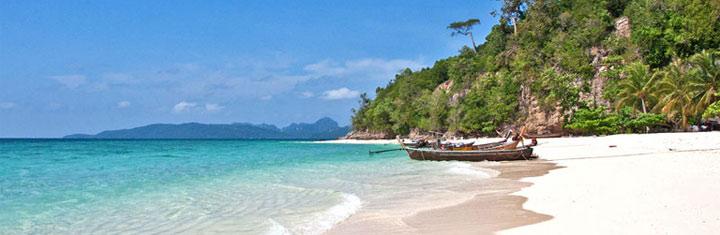 Beste reistijd oostkust Thailand