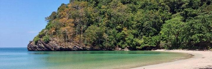 Beste reistijd Zuid-Thailand