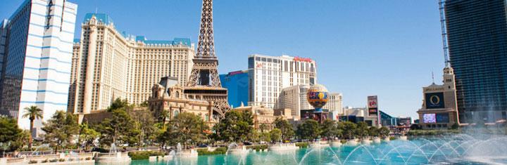 Beste reistijd Las Vegas