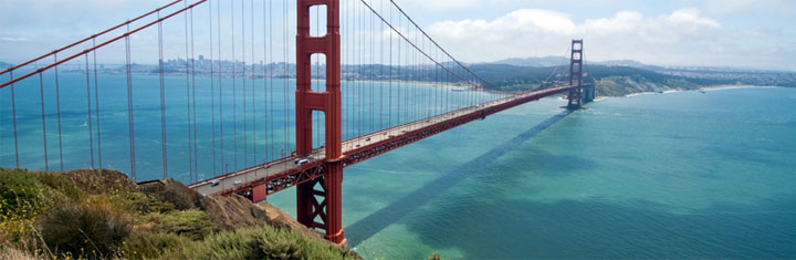Beste reistijd San Fransisco