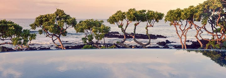 Top 10 infinity pools zwembaden