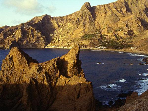 Kaapverdische Eilanden Brava Strand