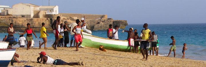 Kaapverdische Eilanden Maio