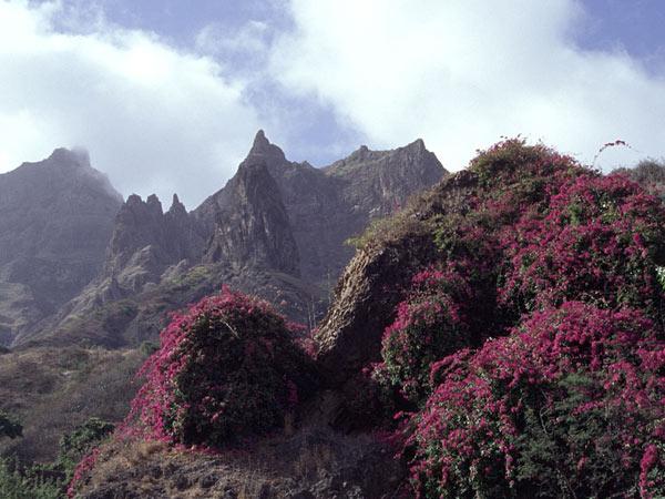 Kaapverdische Eilanden Sao Nicolau Binnenland