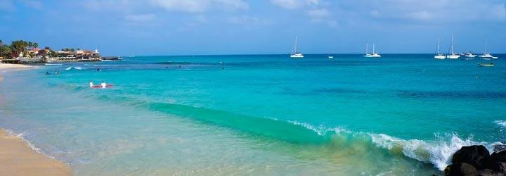 Negen Kaapverdische Eilanden van Kaapverdië