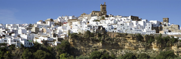 Beste reistijd Arcos de la Frontera