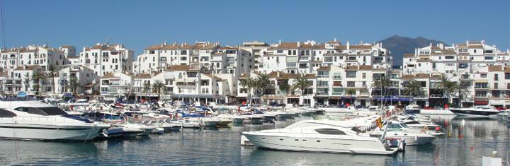 Beste reistijd Marbella